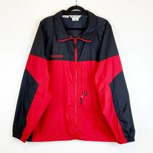 Columbia Men's XXL Windbreaker Jacket NWOT